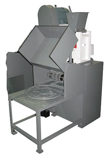 automatic sample splitter (2)