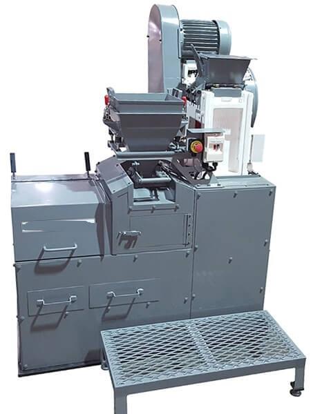 jaw crusher sample splitter preparation station (1)