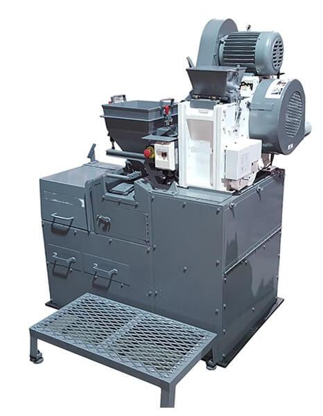 jaw crusher sample splitter preparation station (8)