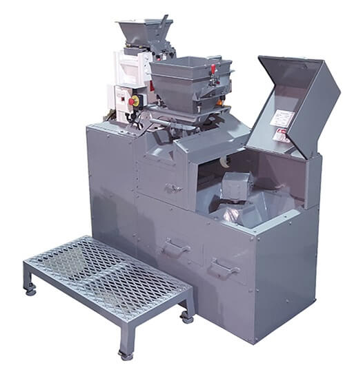 automated sample crushing dividing splitter preparation station (9)