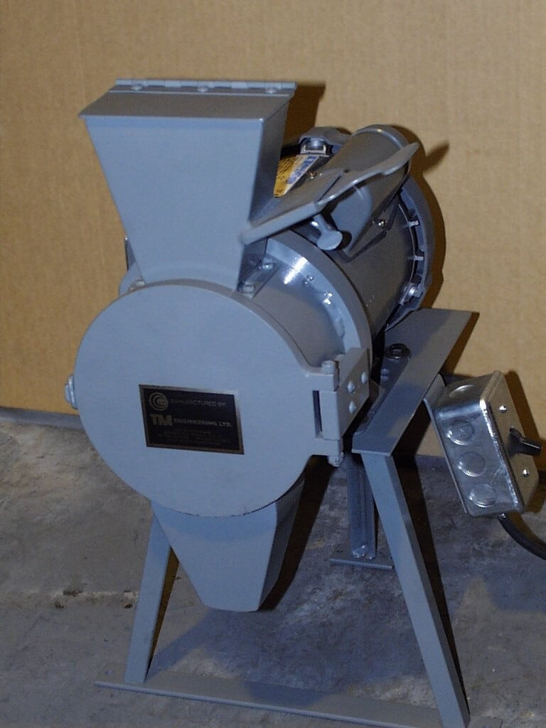 small knife mill 7