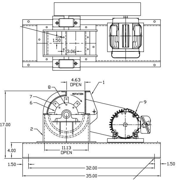 laboratory hammer mill design