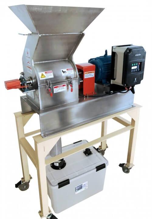 portable hammer mill
