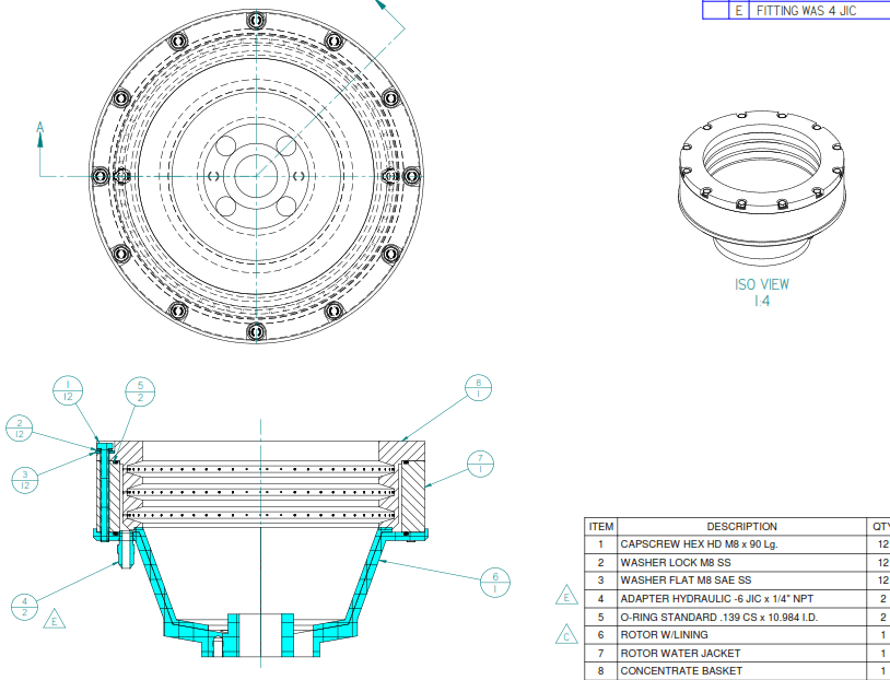 falcon icon bowl design