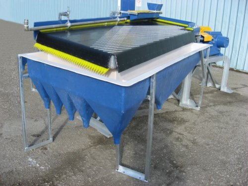 wilfley table
