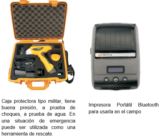 xrf manual