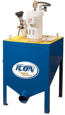 Concentradores Gravimetrico de Oro - Centrifugo iCON