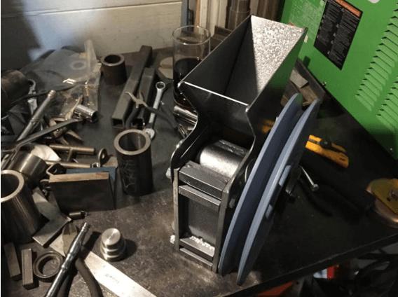 "mini trituradora de rocas 1"" x 2"" equipment"