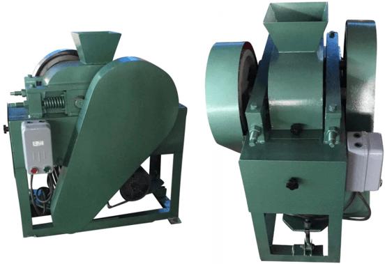 """trituradora de doble rodillo de 8"""" equipment"""