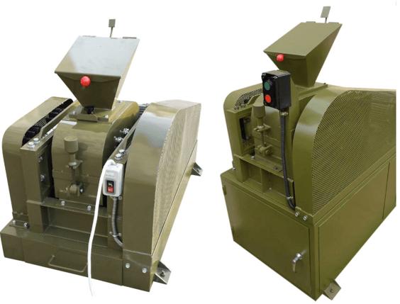 "trituradora de doble rodillo de 8"" machine"