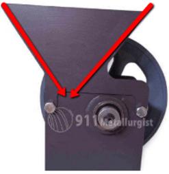 "trituradora de mandíbulas de laboratorio para chancado fino 21 4"" x 3"" plate"