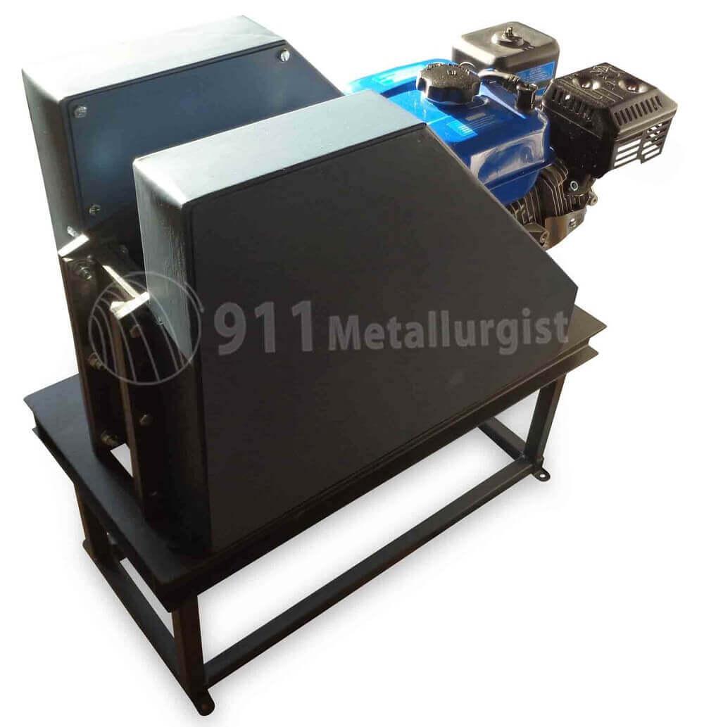 trituradora de rocas de gasolina