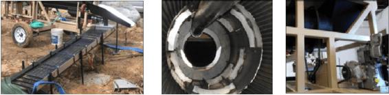 trommels modelos estándar & internacionales telescopia