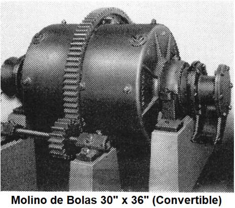 molinos de bolas industriales pequeños 0.5 a 50 tph convertible