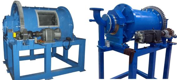 molinos de bolas industriales pequeños 0.5 a 50 tph machine