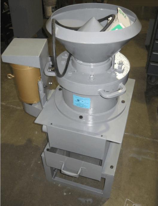 trituradora conica para laboratorio