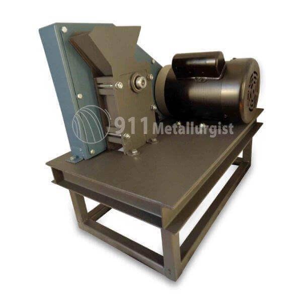 trituradora pulverizador para laboratorio 4
