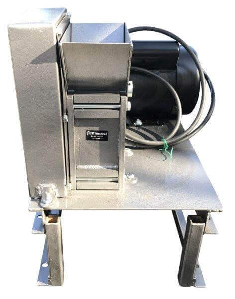 trituradora pulverizador para laboratorio 7