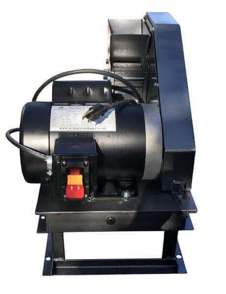 trituradora pulverizador para laboratorio 8