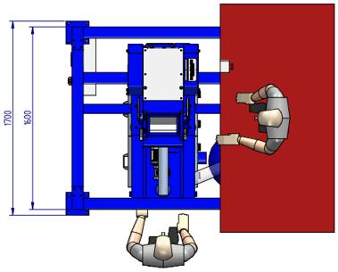 """trituradora de mandíbulas de alto rendimiento 5"""" x 10"""" layout"""
