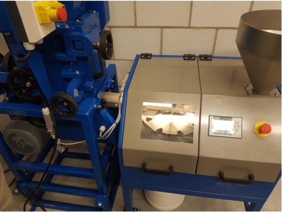 "trituradora de rocas para laboratorio 4"" x 8"" 911mpejc200 plant"