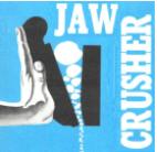 trituradora de mandibula jaw crusher