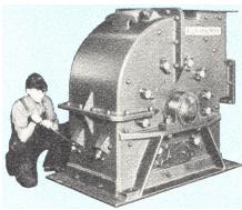 trituradora de mandibula pulverator