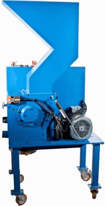 molino de corte grande para desmenuzado industrial 911mpecm1000 bastidor