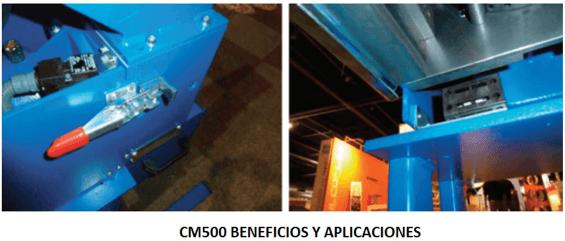 molino de cuchillas rotatorio 911mpecm500 beneficios