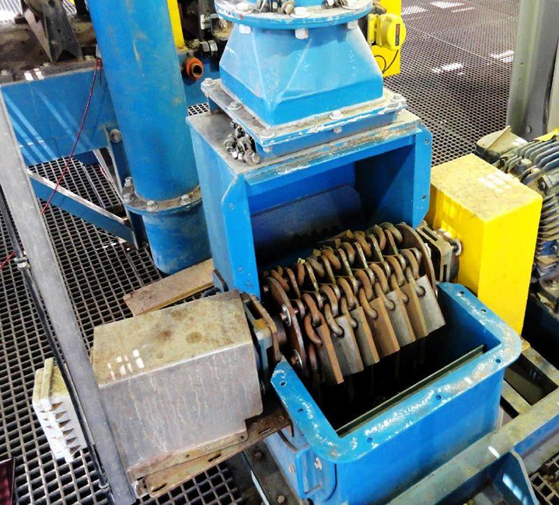 reciclaje de basura electrónica molino de martillos