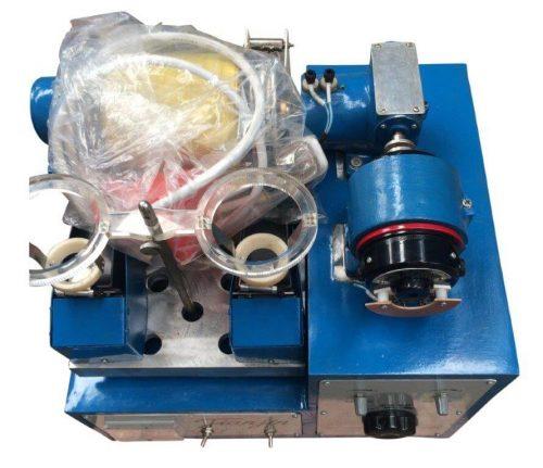 Separador Magnético Seco de Rodillo de Alta Intensidad