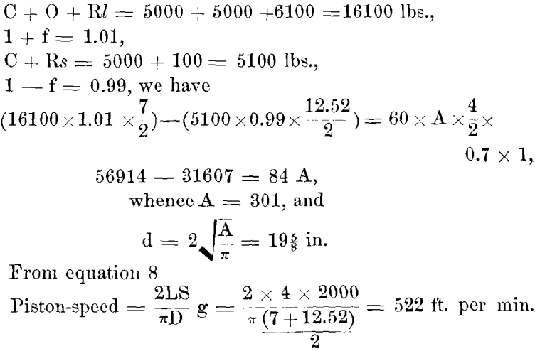 How to Calculate the Size of a Mine Hoisting System