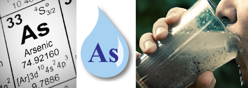 arsenic filtration for potable use