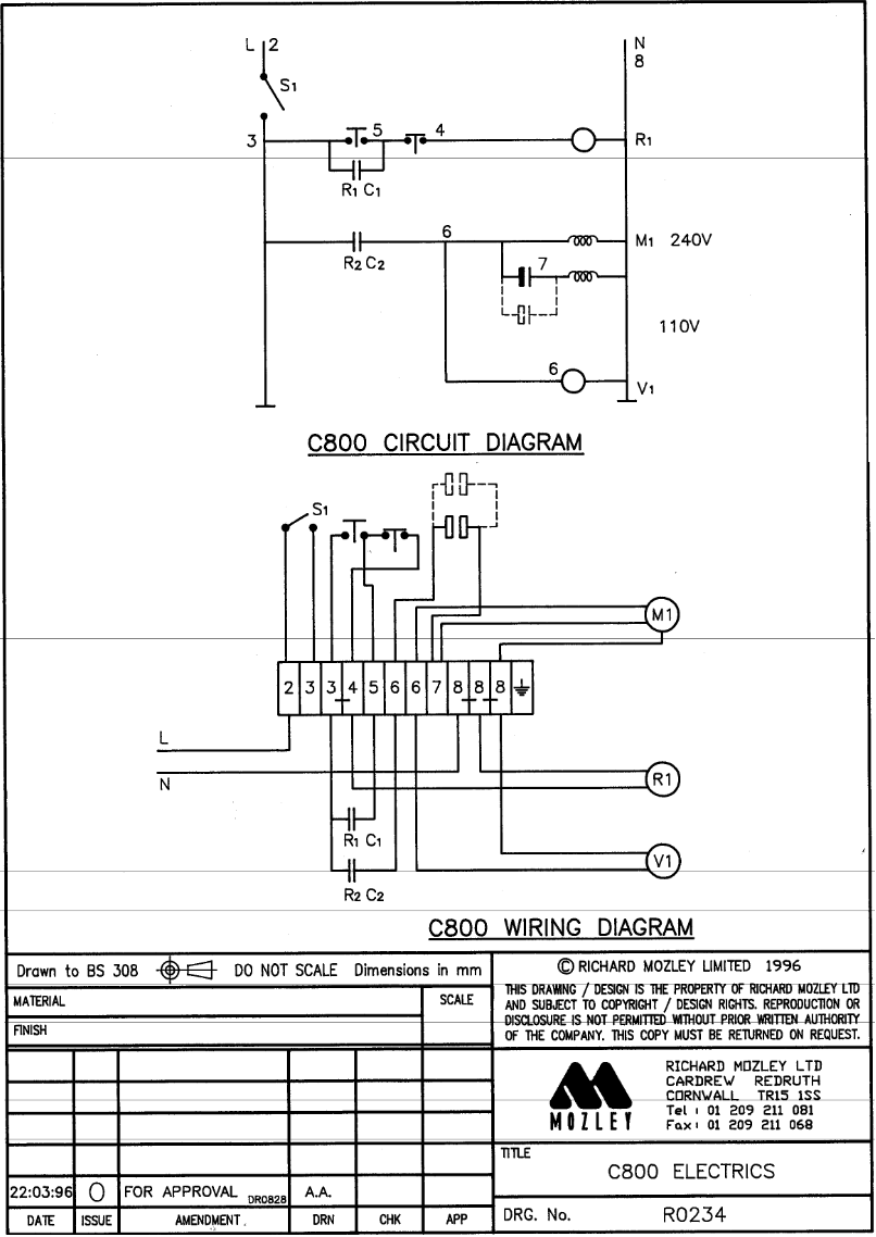 mozley-super-panning-table-circuit-diagram