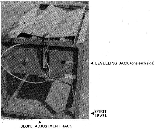 mozley-super-panning-table-slope-adjustment-jack