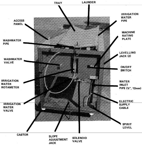 mozley-super-panning-table-slope-adjustment-tank