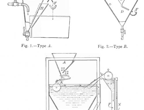 """""""Wood"""" Flotation Process & Machine"""