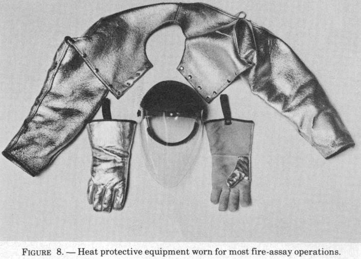 fire-assaying-heat-protective-equipment