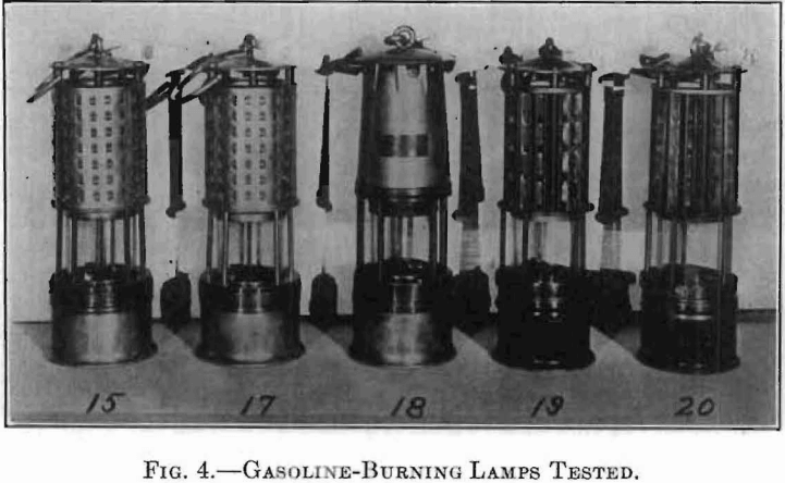 gasoline-burning-lamps-tested