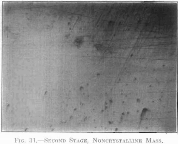 noncrystalline-mass