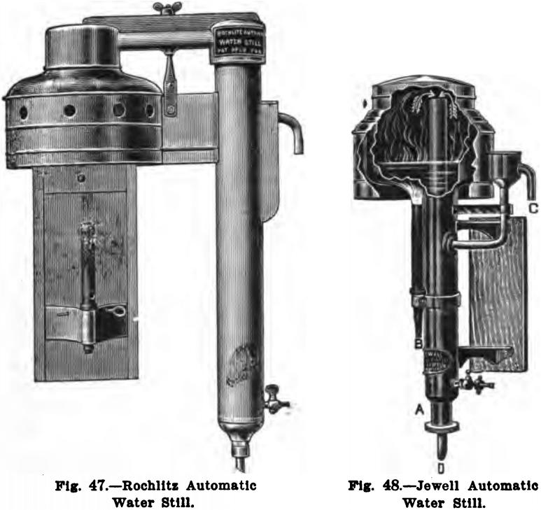 Water Distillation Equipment ~ Laboratory water distillation equipment