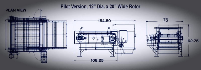 eddy-current-separator-plan-view