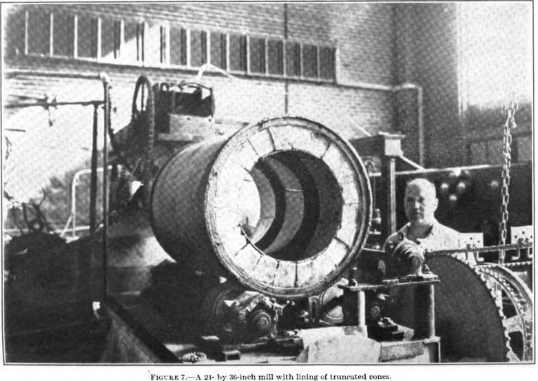 mill-lining-of-truncated-cones