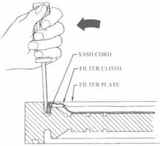 press-filter-plate