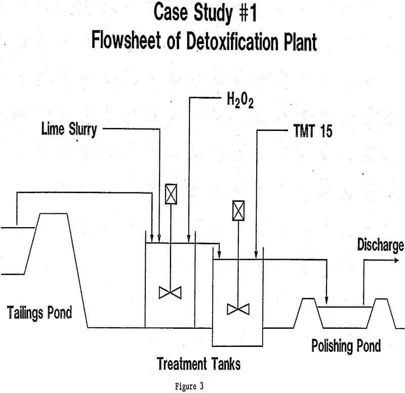detoxification flowsheet plant