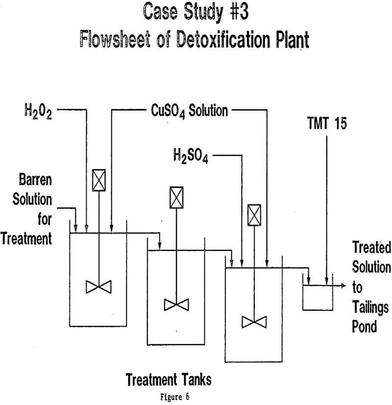 detoxification flowsheet