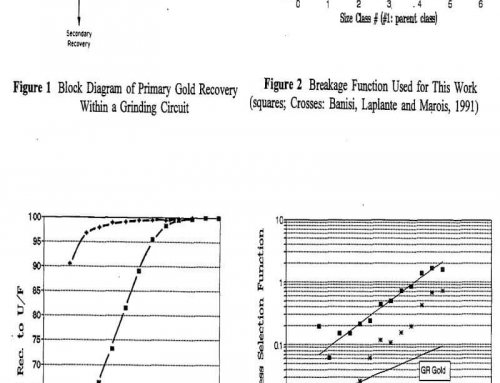 Predicting What Gravity Gold Recovery is Going to be