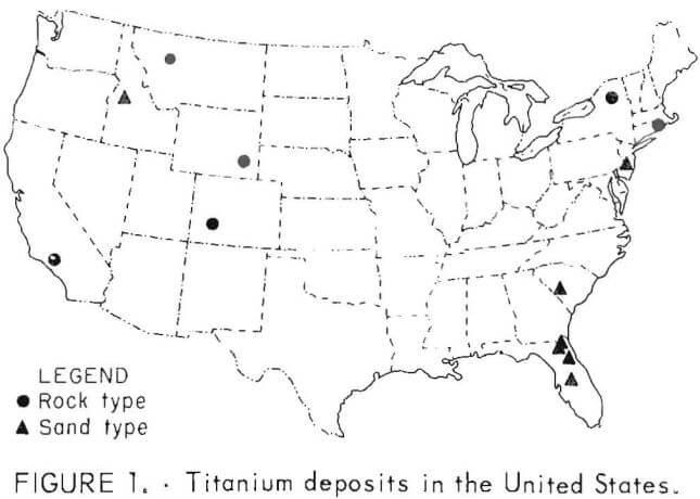 chlorination-titanium-deposits-in-the-united-states