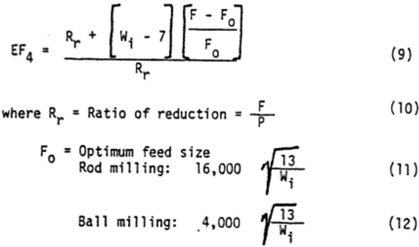 work-index-equation