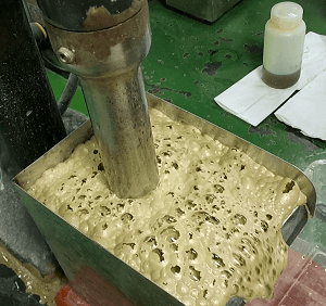 froth flotation tests